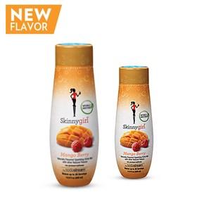 sodastream skinnygirl mango berry sodamix