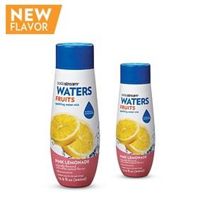 sodastream true lemon pink lemonade sodamix