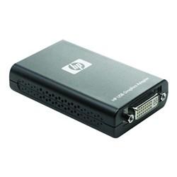 """<ul> <li><span class=""""blackbold"""">External Video Adapter</span></li> <li>Host Interface: USB </li> <li><span class=""""redbold"""">Video interface: DVI-I/VGA</span></li> <li>Operating system: Windows XP/Vista</li> <li>RAM: 512 MB</li> </ul>"""
