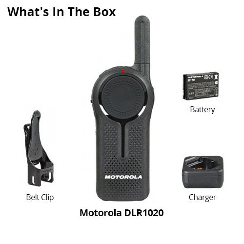 motorola dlr1020 10 pack