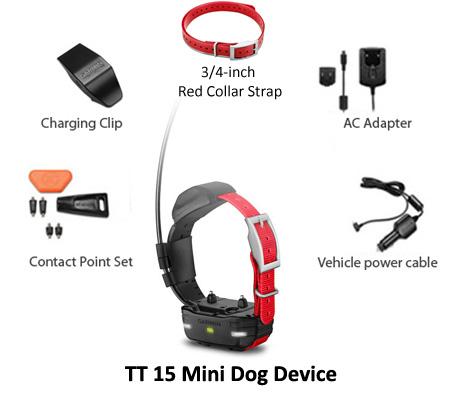 garmin tt 15 mini dog device