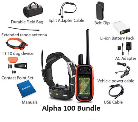 garmin alpha bundle w tt 15 mini 010 01486 30