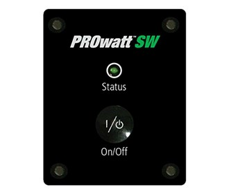 xantrex prowatt sw remote panel