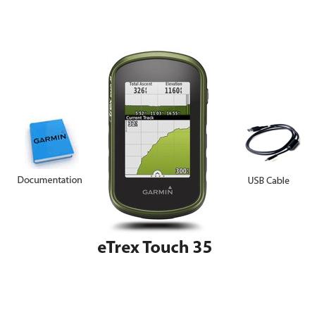 etrex touch 35