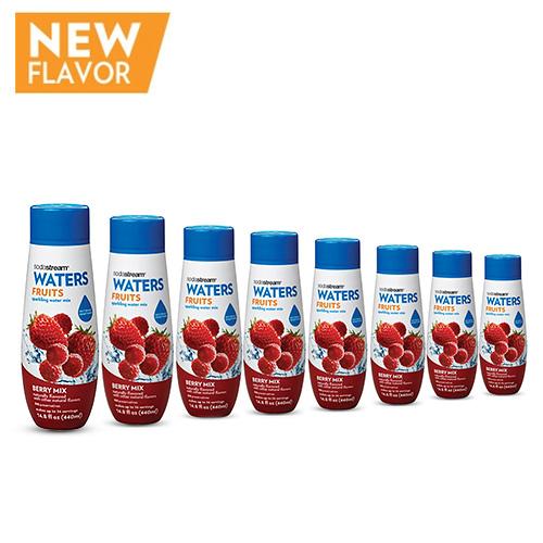 sodastream berry mix sodamix