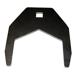 "Product # 60WR-1 <br /> <ul> <li><span class=""blackbold"">Crows Foot Transducer Wrench</span></li> <li>3/16"" Thick Mild Steel Construction</li> <li>Facilitates Holding of the Transducer</li> <li>For All Bronze Low Profile Transducers</li> </ul>"