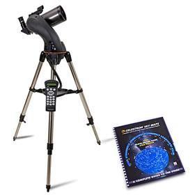 celestron nexstar 90slt w/ skymaps