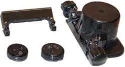 Product #  E25024 <br /> <ul> <li>Flush Mounting Kit</li> <li>For ST40 Instruments</li> <li>Includes Mounting Hardware &amp; Aluminum Bracket</li> </ul>