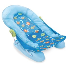 summer infant large baby bather bubble fish