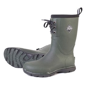 arctic excursion lace mid green