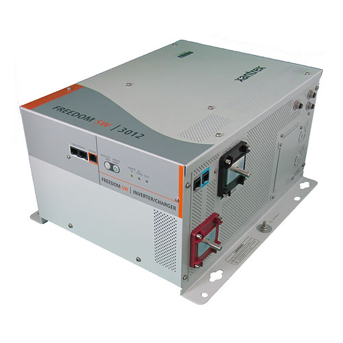 xantrex freedom inverter charger