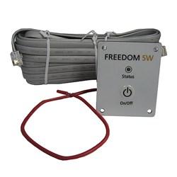 """Product # 808-9002<br/> <br/> <ul> <li><span class=""""blackbold"""">On/Off Remote Control Panel</span></li> <li>For Freedom SW2012 &amp; SW3012</li> <li>Controls Ignition Lockout</li> <li>25 Feet Communications Cable</li> </ul>"""