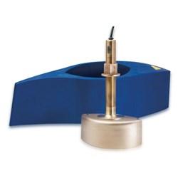 Product #  E66082 <br /> <ul> <li>Through Hull Transducer</li> <li>Frequency 200/50 kHz</li> <li>Suitable w/ Wood & Fiberglass</li> <li>Depth &amp; Temperature Transducer</li> <li>Includes 30ft Cable w/ Connector</li> </ul>