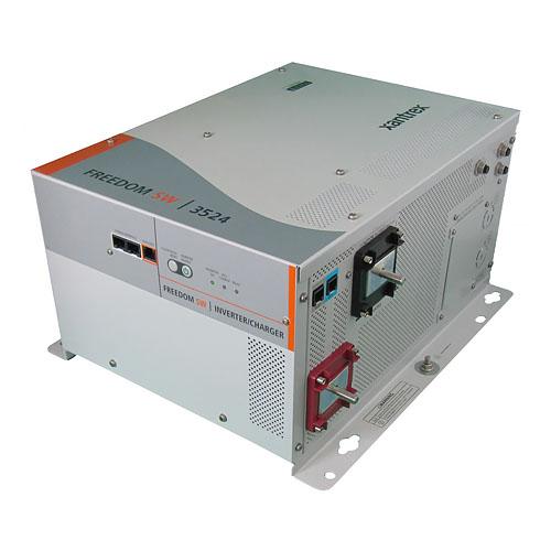 xantrex freedom sine wave sw3524 inverter charger