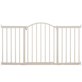 summer infant metal expansion gate 6 foot wide walk thru