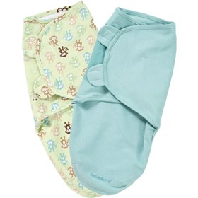 summer infant swaddleme   cotton knit 2 pack sm med