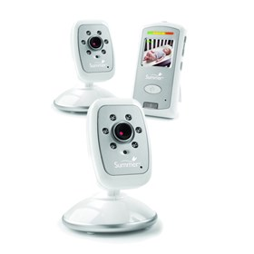 summer infant clear sight digital video baby monitor w/ cam