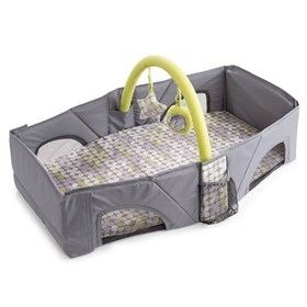 summer infant travel bed and diaper changer