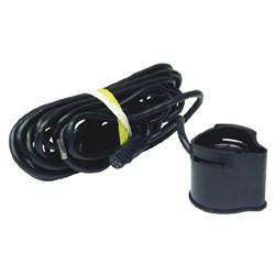 """Product # 106-50 <ul> <li><span class=""""blackbold"""">Trolling Motor Transducer</span></li> <li>20&deg; Pod Type (200 kHz)</li> <li>Built-in Temperature Sensor</li> <li>Includes 10' Power Cable</li> </ul> <br />"""
