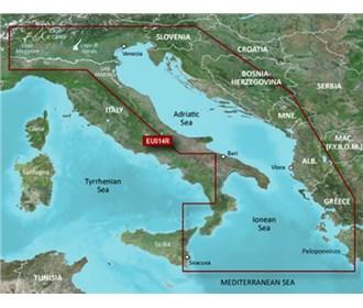 garmin bluechart g3 hxeu014r italy adriatic sea