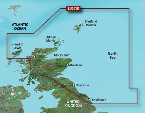 garmin bluechart g3 hxeu003r great britain northeast coast