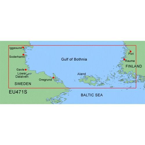 garmin bluechart g2 heu471s gulf of bothnia south