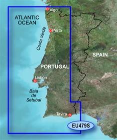 garmin bluechart g2 heu479s portugal