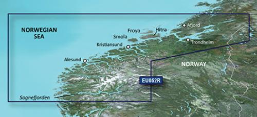 garmin bluechart g3 hxeu052r sognefjorden svefjorden