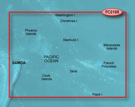 garmin bluechart g2 hpc019r polynesia
