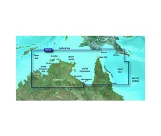 garmin bluechart g2 hd hxpc412s admiralty gulf wa to cairns