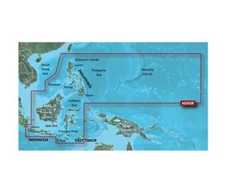 garmin bluechart g2 hd hxae005r philippines java mariana islands