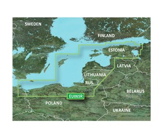 garmin bluechart g3 HXEU065R baltic sea east coast