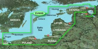garmin bluechart g2 heu505s baltic sea east coast
