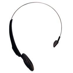 "Product #49-009056-000 <ul> <li><span class=""blackbold"">Over-the-Head Headband</span> <li>Easy To Wear</li> <li>Sleek &amp; Stylish Design</li> <li>Leather Ear Cushion For Added Comfort</li> </ul>"