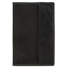 travelon safe id canadian passport case black
