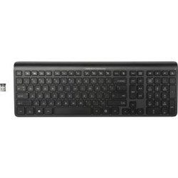 "Product # H6R56AA#ABA<br/><br/><ul><li> Keyboard/Keypad Connectivity Technology: Wireless</li><li> Keyboard/Keypad Wireless Technology: RF</li><li> Hot Keys: Volume Up</li><li> Hot Keys: Sleep</li><li> Hot Keys: Mute</li><li> Hot Keys: Volume Down</li><li> Keyboard/Keypad Host Interface: USB</li><li> Keyboard/Keypad Height: 0.98""</li></ul>"