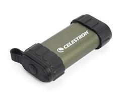 "<ul> <li><span class=""bluebold"">Rechargeable Hand Warmer</span></li> <li> Durable, aluminum housed,</li> <li>4400 mAh lithium battery</li> <li>Charges via USB 2.0 for reuse</li> <li>Includes USB charging cable and soft carry pouch</li> <li>SKU: 48011</li> </ul> <br/> <span class=""replaces"">Replaces Model 48010 </span><br />"