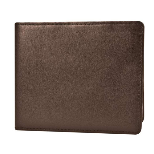 travelon safe id blocking leather billfold