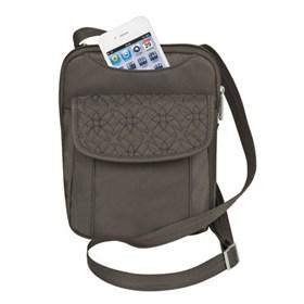 travelon anti theft signature slim pouch