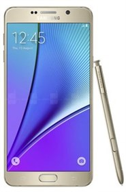 Galaxy Note 5 SM N920 Gold