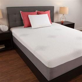 sealy 12 inch memory foam mattress pp twin