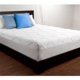 sealy 14 inch sensogel memory foam mattress twin
