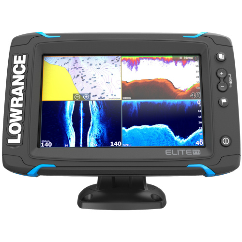 lowrance elite 7T touch