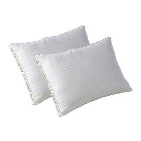 simmons beautyrest pima cotton pillow king size 2 pack