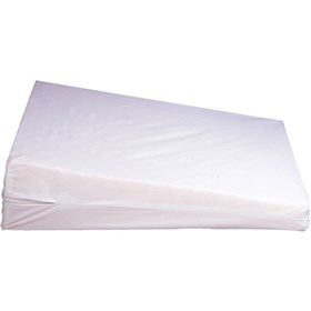 simmons beautyrest orthopedic wedge pillow size single pack