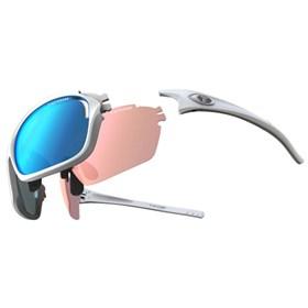tifosi launch s.f. sunglasses matte white