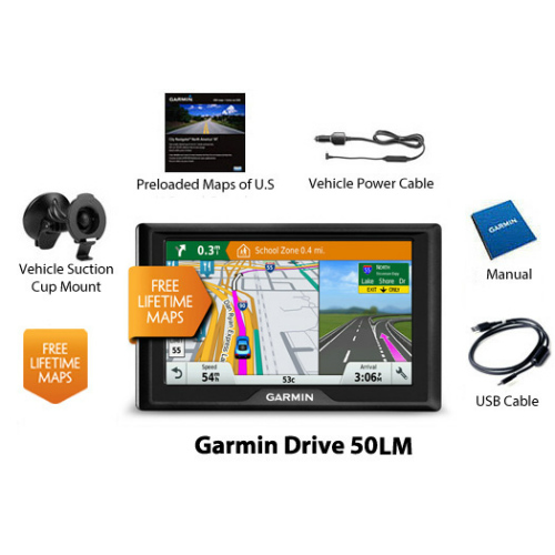 garmin drive 50lm united states