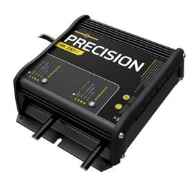 minn kota mk 230pc 2 bank precision on board charger