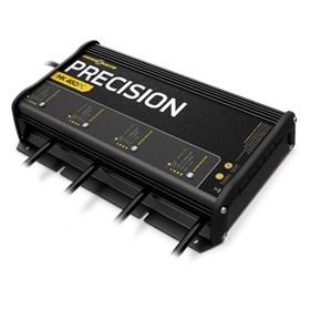 minn kota mk 460pc 4 bank precision on board charger