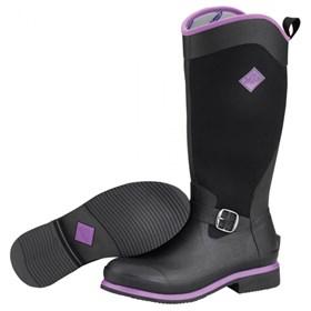 womens reign black purple